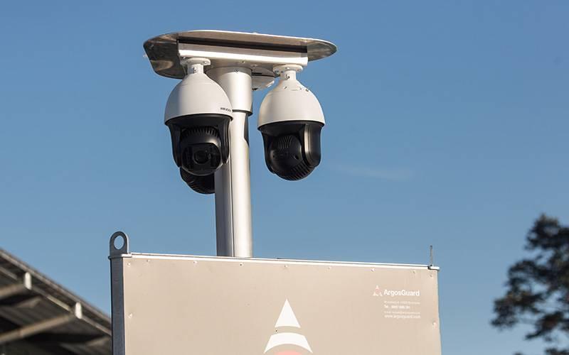 MobileCam mit ausfahrbaren Kameras